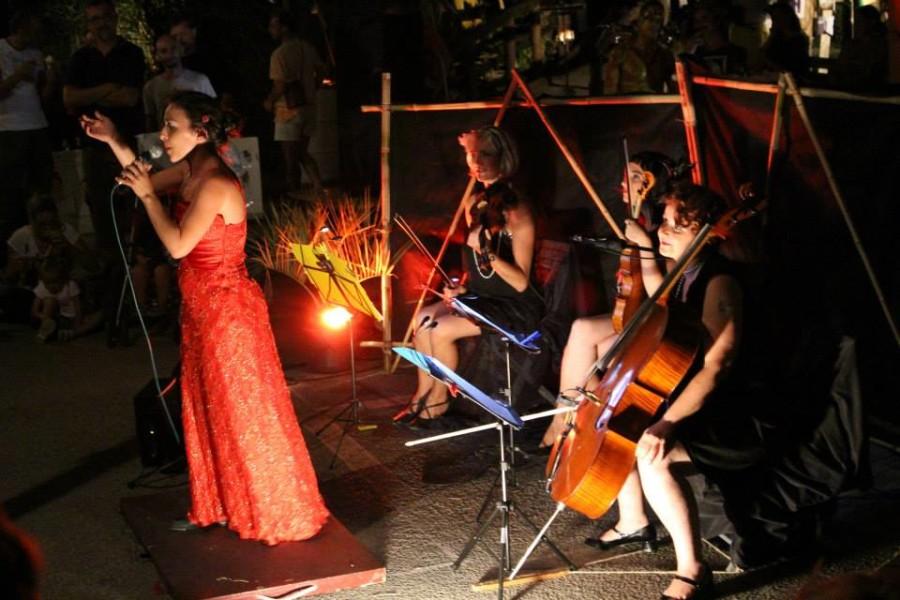 """25- 26 luglio, Le Cincinnati Flappers al """"Festival Fiesta Global"""""""