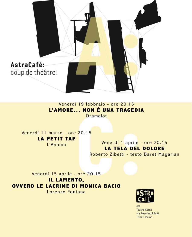 L'11 marzo: L'Annina al Teatro Astra Cafè Torino