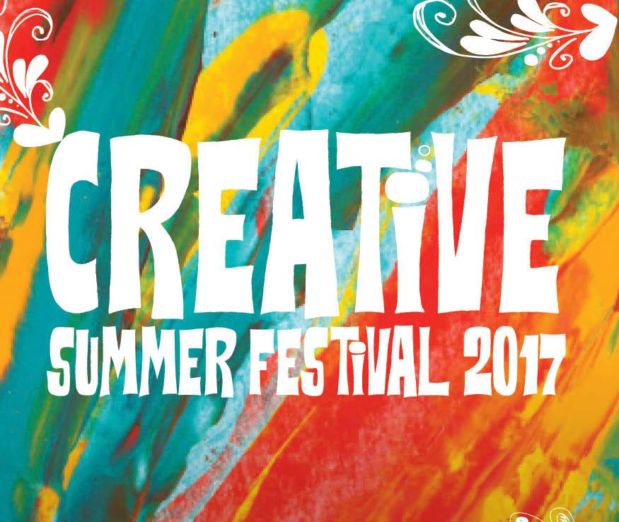Dal 12 Luglio al 16: L'Annina è al Creativity Summer Festival