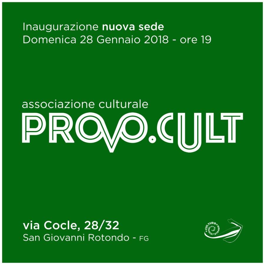 8 Aprile: Le Petit Tap a San Giovanni Rotondo!!