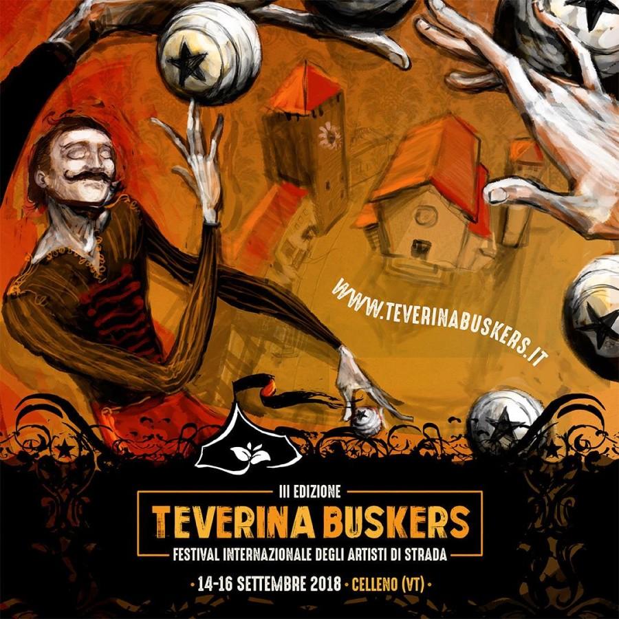 Dal 14 al 16 Settembre: Teverina Buskers, Celleno (Vt)