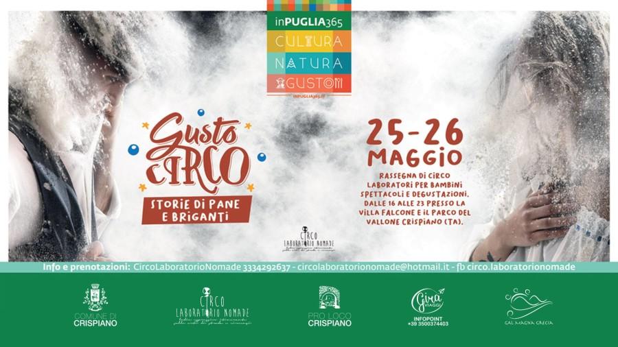 25- 26 Maggio: L'Annina a Crispiano