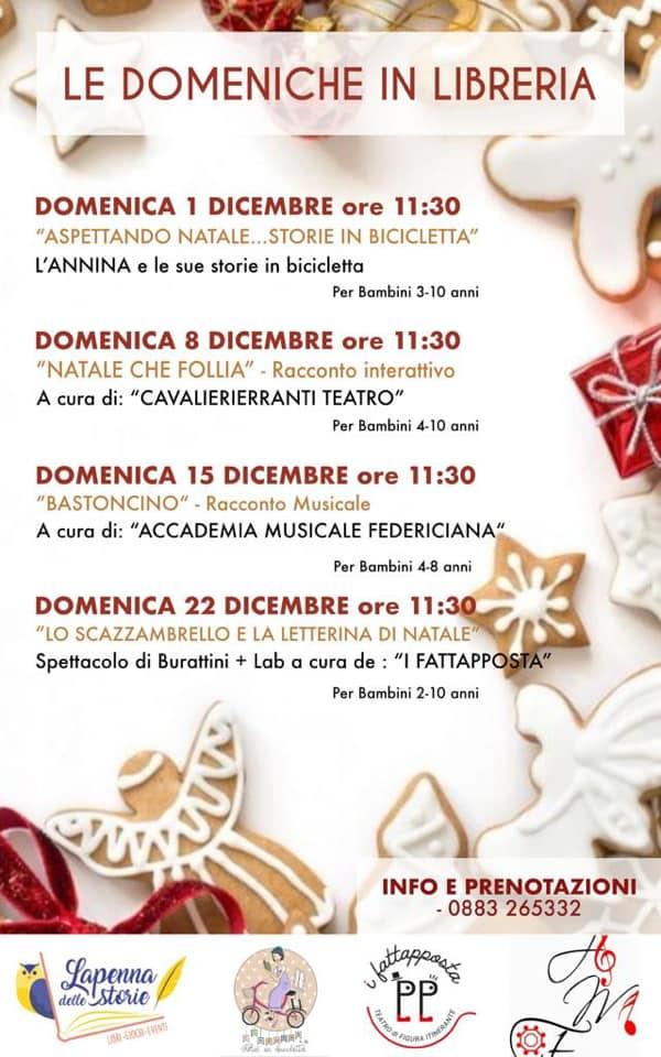 1 Dicembre, Le Storie in Bicicletta a Andria (Bat)